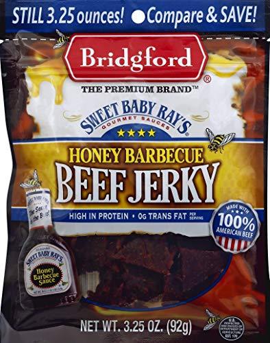 Sweet Baby Ray's Honey Barbecue Beef Jerky