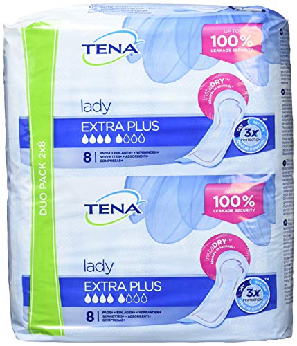 Tena Lady Extra Plus Duo Set