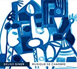 Bruno Giner: Musica De Camara / Q.Xasax