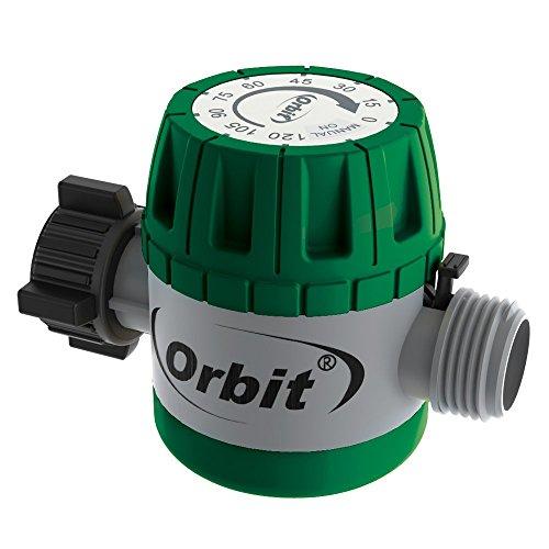 Orbit 2-Pack Mechanical Garden Water Timer for Hose Faucet Watering