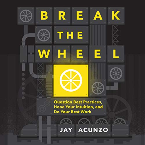 Break the Wheel audiobook cover art