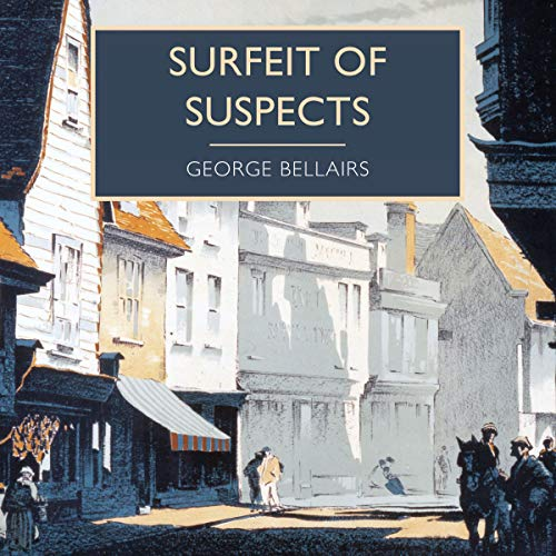 Surfeit of Suspects cover art