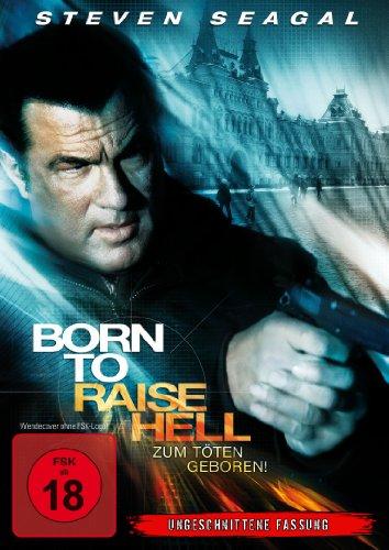 Born to Raise Hell - Zum Töten geboren! [Alemania] [DVD]