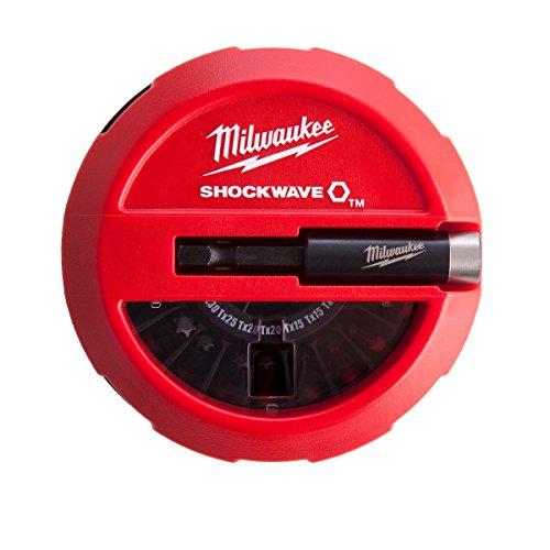 Milwaukee Bit - SET 4932430904 15 tlg. SHOCKWAVE GEN II
