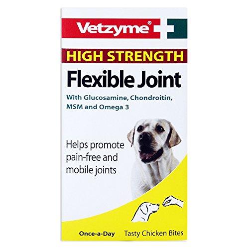 Bob Martin Vetzyme High Strength Flexible Joint, 270 Tablets