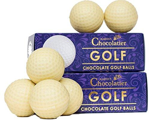 Schokoladen-Golfbälle Doppelpack (225g)