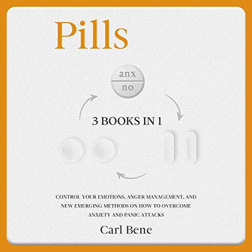 Pills: 3 Books in 1 Bundle  By  cover art