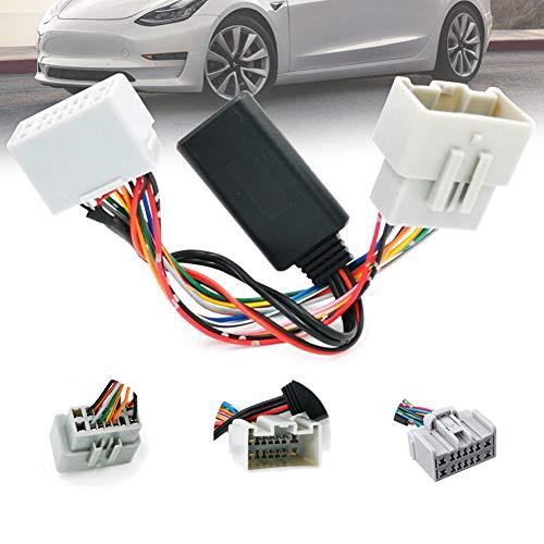 Mayyou Car Audio Receiver AUX IN Bluetooth Adapter for Volvo C30 C70 S40 S60 S70 S80 V40 V50 V70 XC70 Receiver Adapter