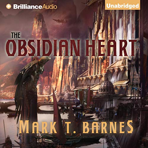 The Obsidian Heart Titelbild