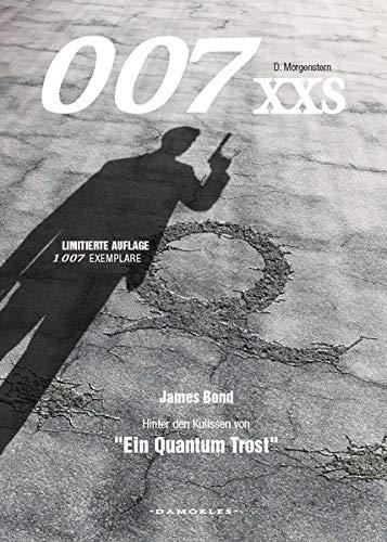"""007 XXS - James Bond 2008 - Hinter den Kulissen von """"Ein Quantum Trost"""""""