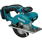Makita XSC01Z 18V LXT Lithium-Ion Cordless 5-3/8' Metal Cutting Saw, Tool Only