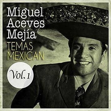 Temas Mexican, Vol. 1