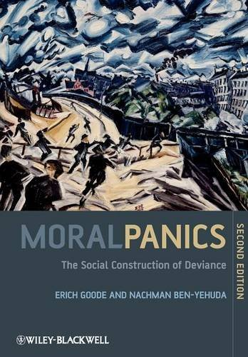 Moral Panics: The Social Construction of Deviance (English Edition)
