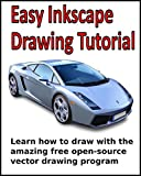 Easy Inkscape Drawing Tutorial: Learn how to draw with the amazing free open-source vector drawing program