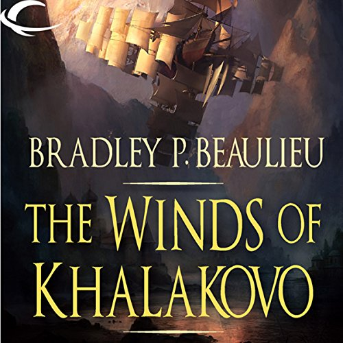 The Winds of Khalakovo audiobook cover art