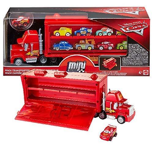 Disney Pixar Cars - Mini Racers - Mack Transporter