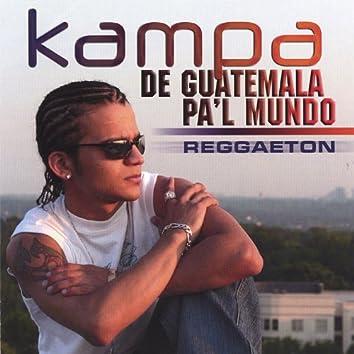 De Guatemala Pa'l Mundo Reggaeton