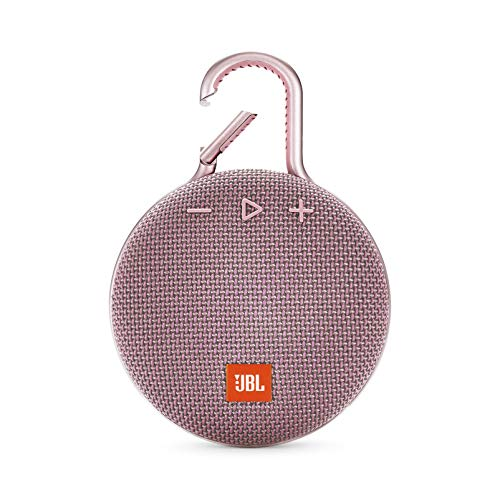 JBL CLIP 3 – Waterproof Portable Bluetooth Speaker