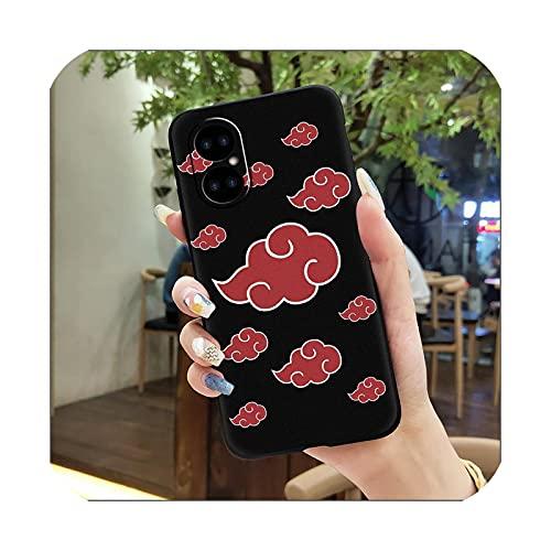 Contraportada linda caja del teléfono para Huawei P50 cubierta TPU esmerilado durable nuevo impermeable diseño de la moda 11