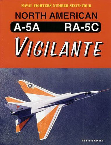 North American A-5A / RA-5C Vigilante (Naval Fighters)
