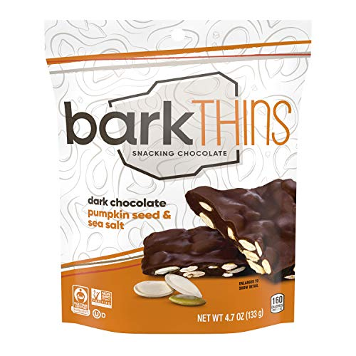 barkTHINS Dark Chocolate Pumpkin Seed - 4.7oz
