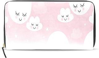 Fleur Unique Floral Plante Long Passeport Dembrayage Sacs À Main Zipper Portefeuille Cas Sac À Main Argent Organisateur Sac Titulaire carte crédit Pour Dame Femmes Fille Hommes Voyage Cadeau Organiseurs de sacs à main