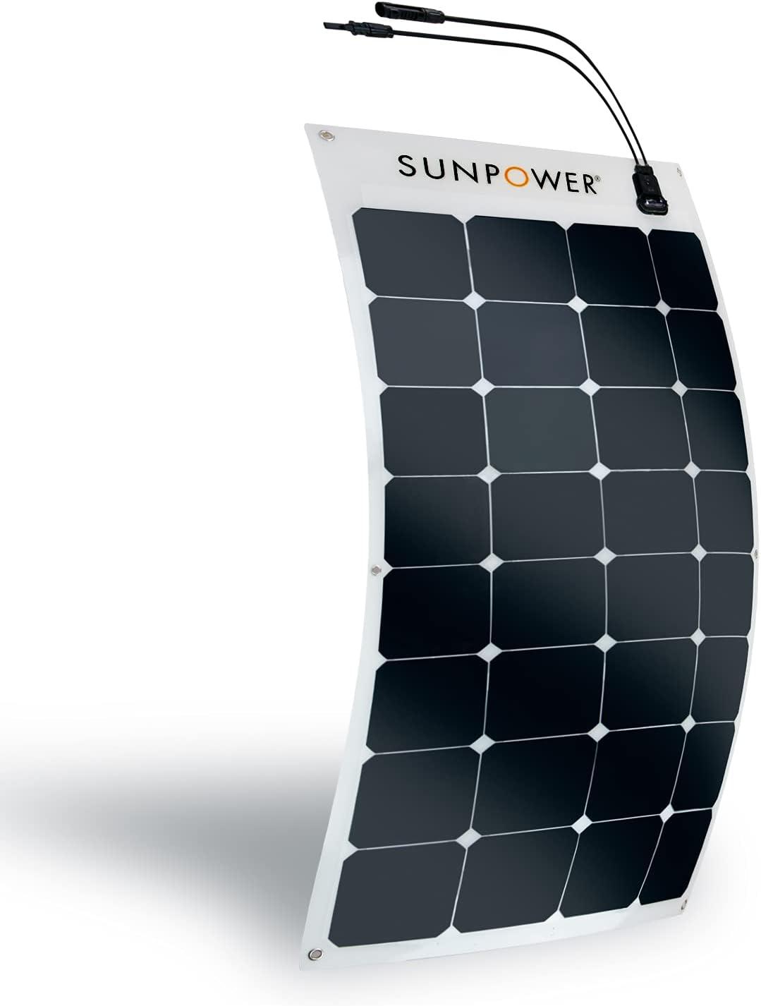 ExpertPower 100W Flexible Solar Panel
