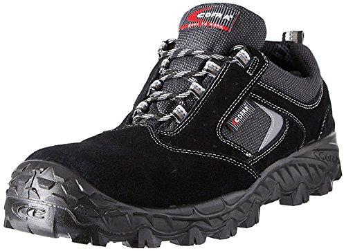 Cofra fw210–000.w39Talla 39s1P SRC–Zapatillas de Seguridad Nueva Suez–Negro