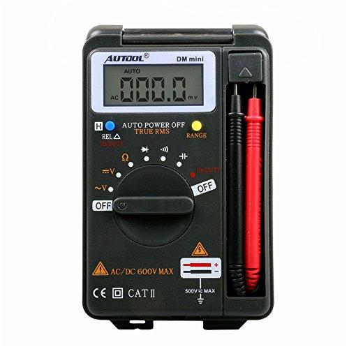 Multímetro digital de bolsillo DM Mini de Autool