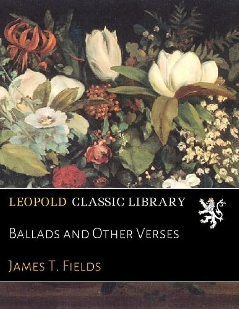 哺乳類勝利招待Ballads and Other Verses