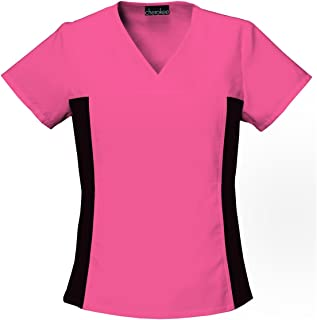 Cherokee Women's V Neck Scrubs Shirt