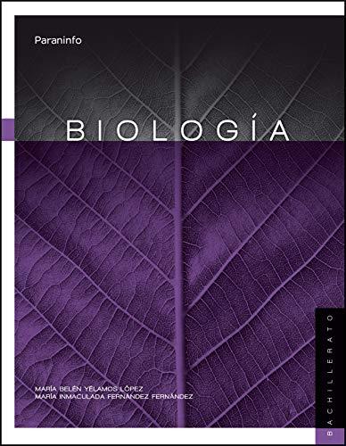 Biología. 2º Bachillerato LOMCE