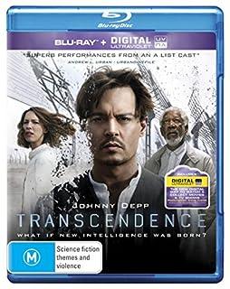 JOHNNY DEPP - Transcendence (1 Blu-ray)