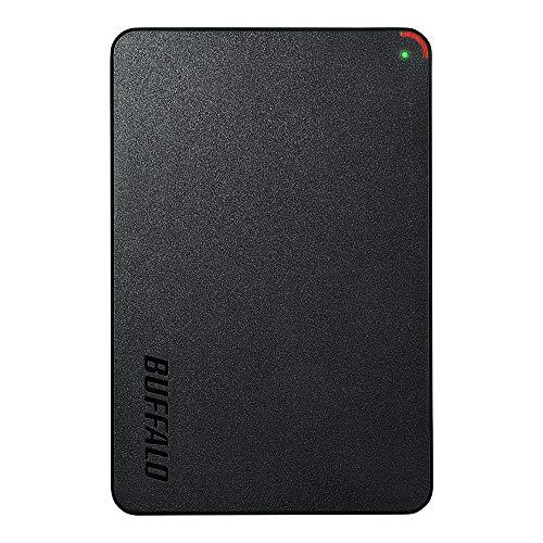 BUFFALO ミニステーション USB3.1(Gen.1)/USB3.0用ポータブルHDD 5TB HD-PCFS5.0U3-GBA