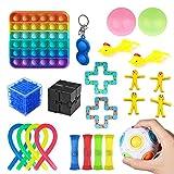 Dettelin Fidget Toys Pas Cher, Fidget Sensory Toys pour l'Autisme, Les Besoins spéciaux S...