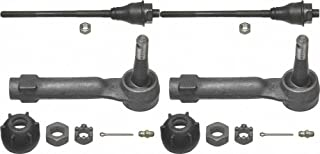 Prime Choice Auto Parts TRPKG0015 Set of Inner and Outer Tie Rod Ends