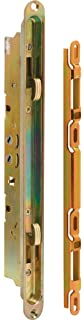Prime-Line Products E 2474 Multi-Point Mortise Latch and Keeper with 12-Inch Hole Centers and 7/16-Inch Recess
