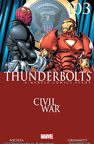 Download Thunderbolts (2006-2012) #103 (English Edition) B00ZNS15IA