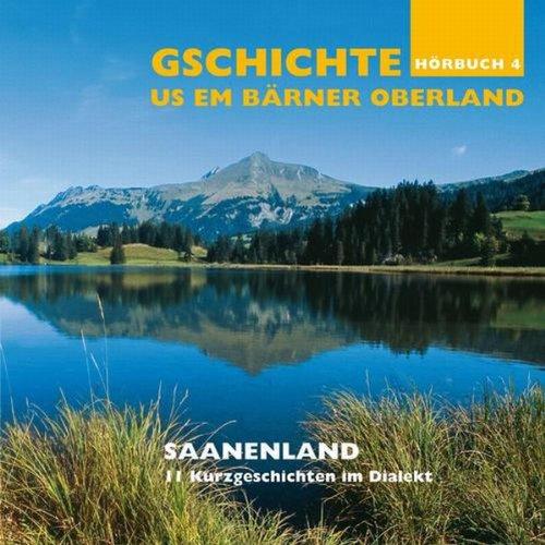Saanenland Titelbild