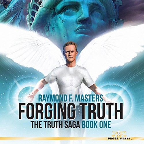Forging Truth audiobook cover art