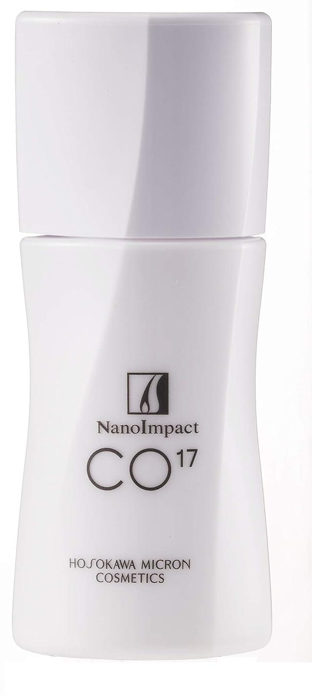 遠い扱いやすいくつろぎホソカワミクロン化粧品 薬用ナノインパクト Co17 <60ml> 【医薬部外品/薬用育毛剤】