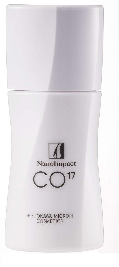 噴火理想的には賢いホソカワミクロン化粧品 薬用ナノインパクト Co17 <60ml> 【医薬部外品/薬用育毛剤】