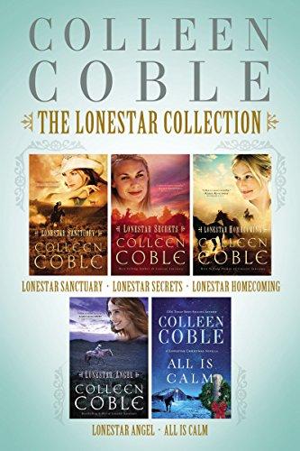The Lonestar Collection: Lonestar Sanctuary, Lonestar Secrets, Lonestar Homecoming, and Lonestar Angel (Lonestar Series) (English Edition)