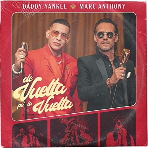 Daddy Yankee & Marc Anthony