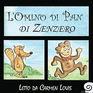 Couverture de L'Omino di Pan di Zenzero