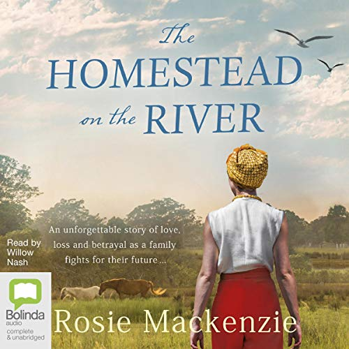 The Homestead on the River cover art