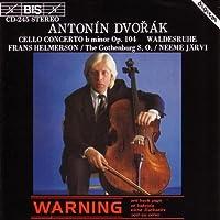 Dvorak: Cello Concerto B Minor Op. 104 / Waldesruhe (1994-09-22)