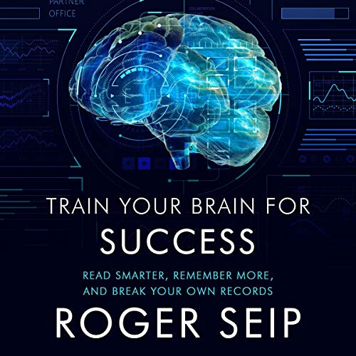 Train Your Brain for Success audiobook cover art