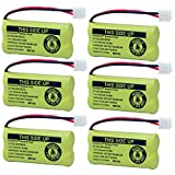 BAOBIAN BT18433 BT28433 電話バッテリー BT184342 BT284342 BT1011 BT-1011 AT&T Vtech CL80109 CS6209 TL90078 BT-8300 BATT-6010 Uniden CS6219 CS6229 BT-1018 BT-1022用 BB0618433