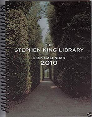 The Stephen King Library Desk Calendar, 2008